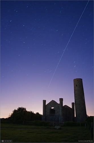 ISS Blazes Over Taghadoe