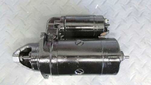 Painted Starter Motor
