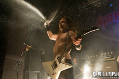 Airbourne - O2 Institute, Birmingham, 21st November