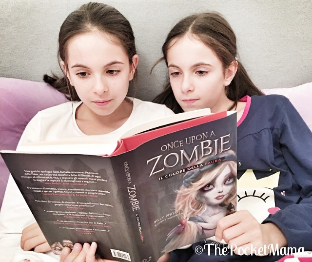 lettura once upon a zombie