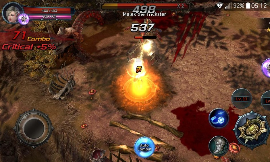 devilian mobile review battle 2