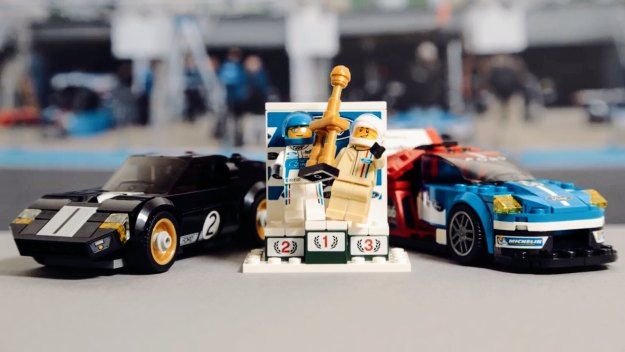 Ford's Le Mans Victories