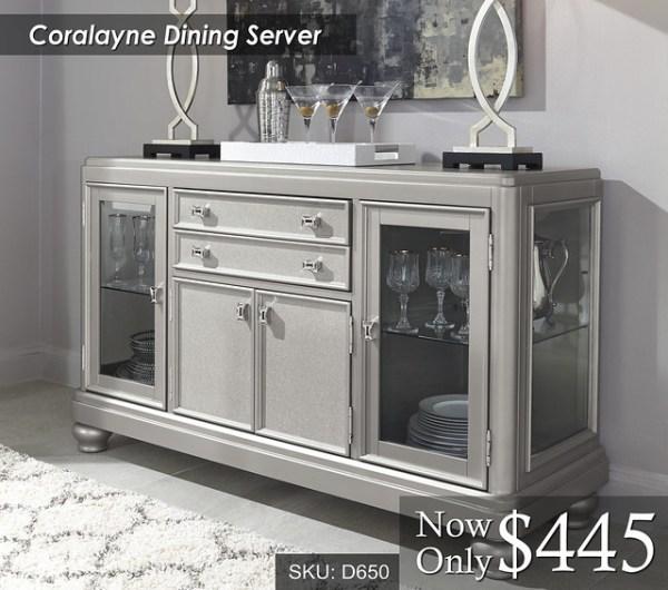 Coralayne Server D650-60