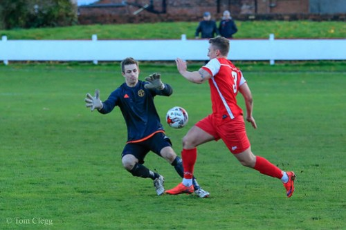 Shildon AFC 3 v 2 West Auckland FC ENL1 19th Nov 2016