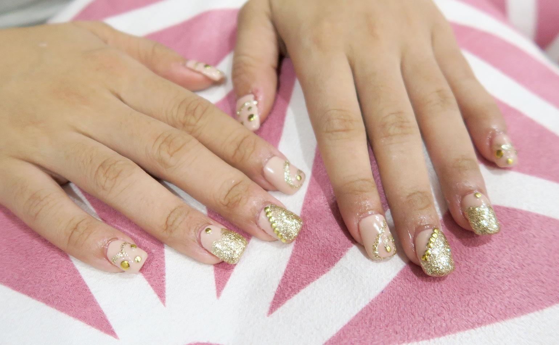 9 Acrylic Nails Review - Nail Art - Ayumi Las Piñas - Gen-zel.com(c)