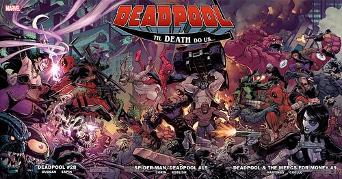 31827221475_9d08857535 New Deadpool crossover DEADPOOL: TILL DEATH DO US begins in March