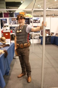 Steampunk at MCM Comic Con Belgium
