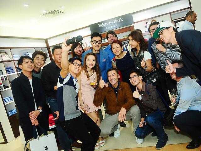 Eden Park Singapore_Media Guests