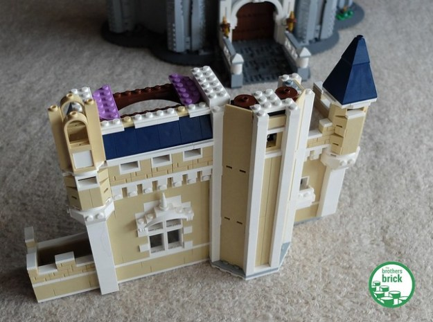 TBB Disney Castle Review 14