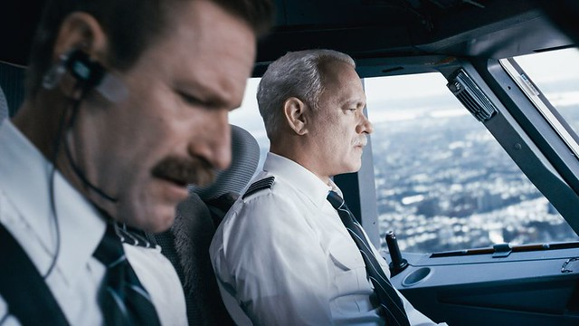 Tom Hanks Sully flight