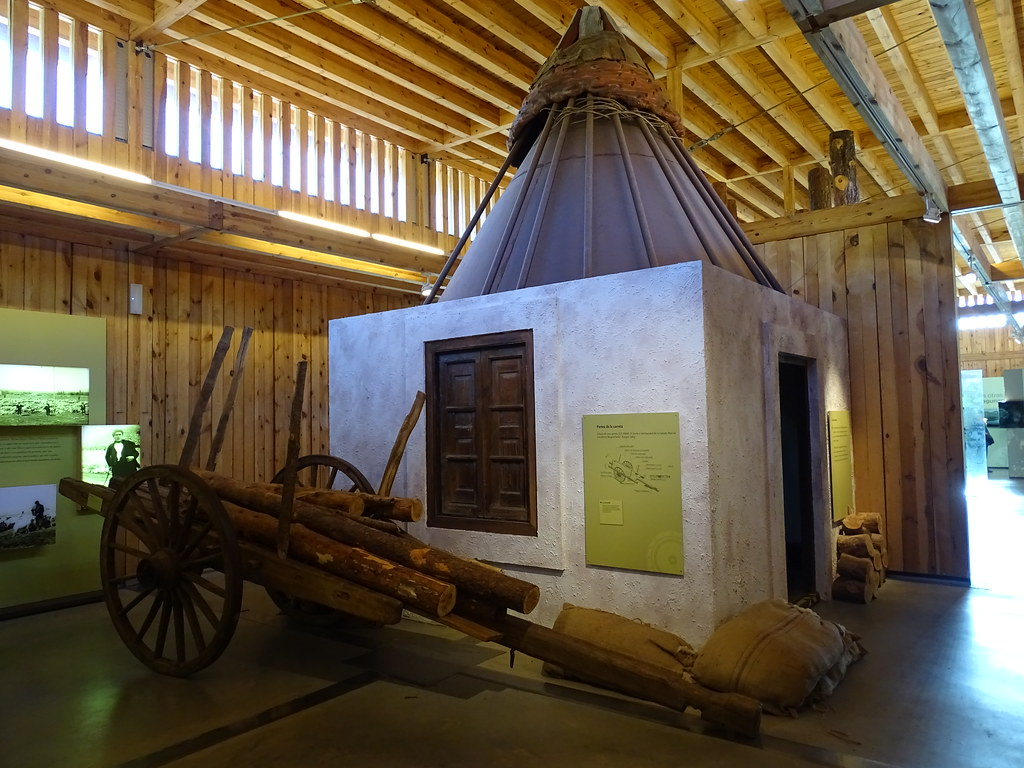 Museo del Bosque Parque Natural Sierra Urbion Soria 09