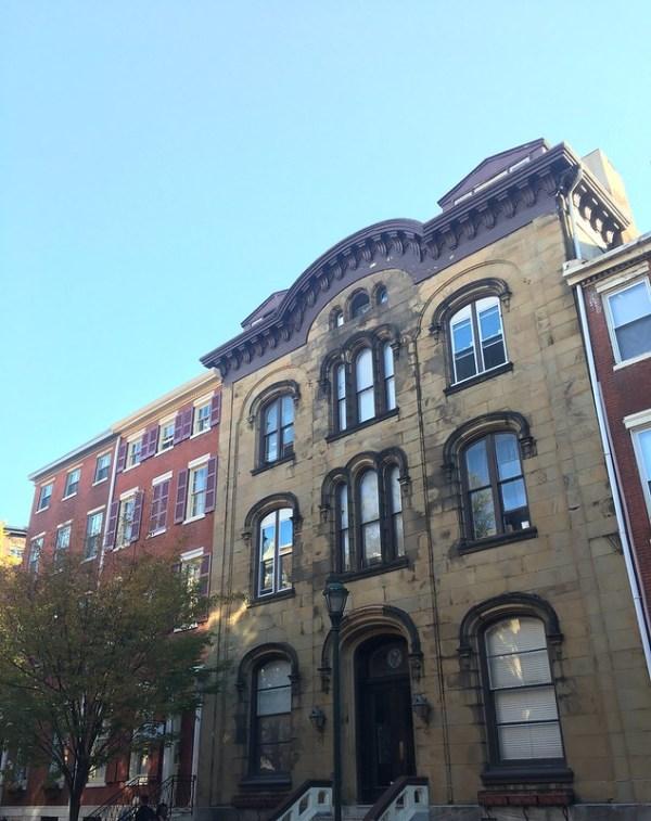 Spruce Street, Philadelphia