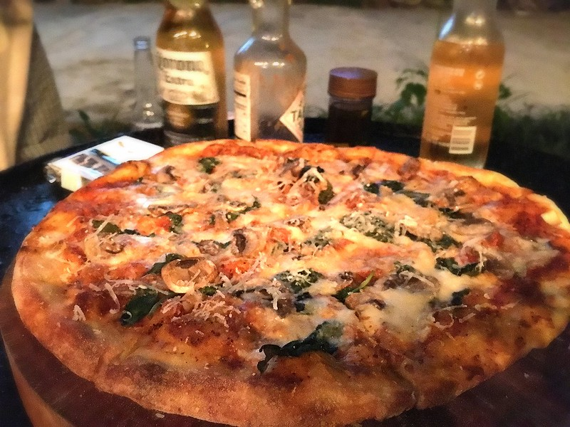 漂流者外澳披薩吧法式披薩