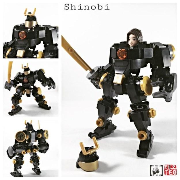 Shinobi #projectlotus47