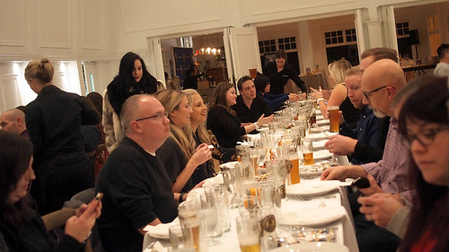 #Winterglow Dinner with Stanley Park Brewing