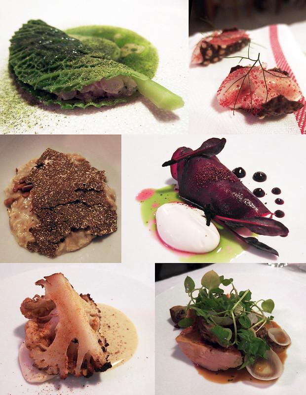 Restaurant de Jong Verrassingsmenu met vlees en vis