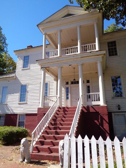 Dancy-Polk House, Decatur AL