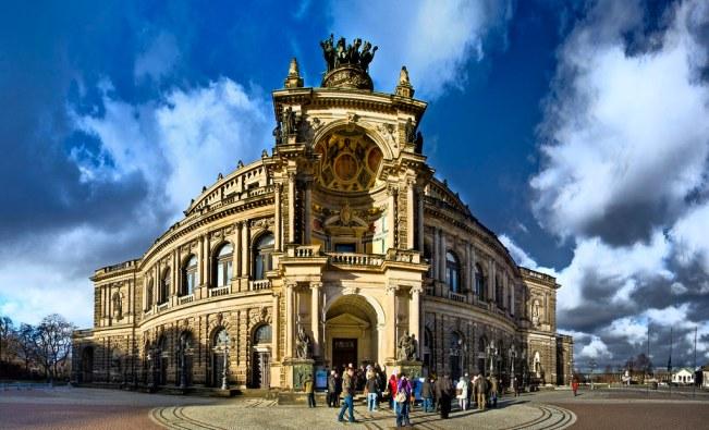 Semperoper, Dresden (D)