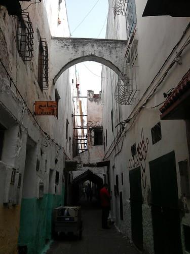 Patrimonio de la Humanidad en Estados árabes. Marruecos. Medina de Tetuán.