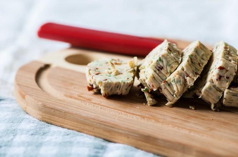 Cilantro Chipotle Compound Butter 12