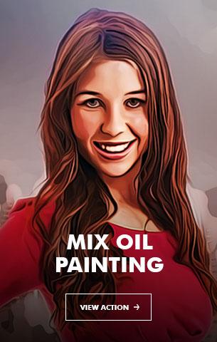 Ink Spray Photoshop Action V.1 - 96
