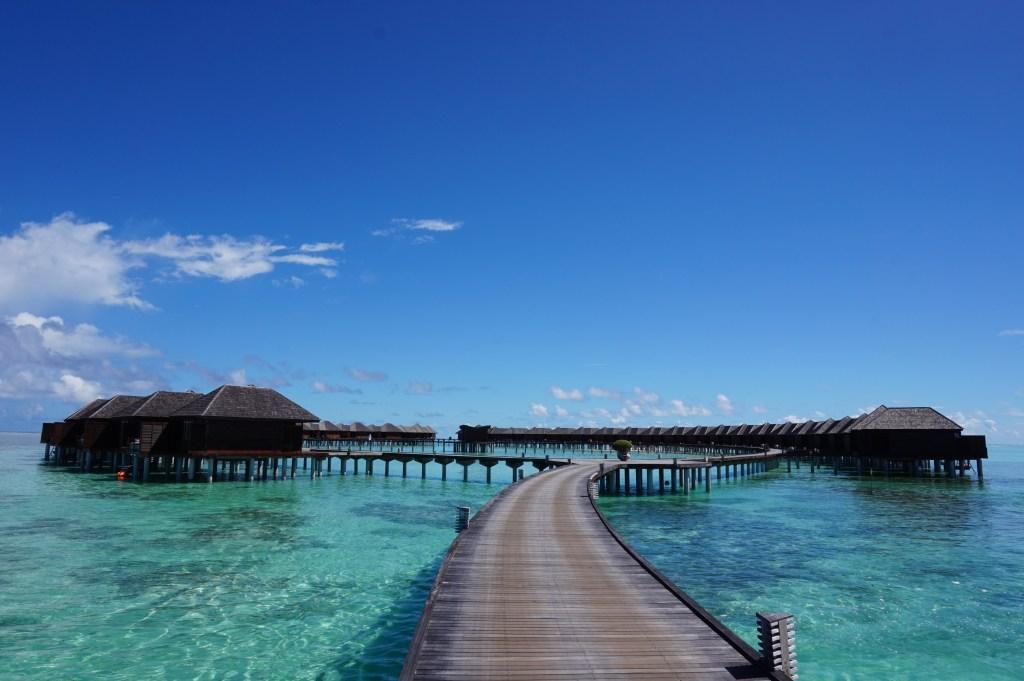 馬爾地夫到底要選居民島還是度假村