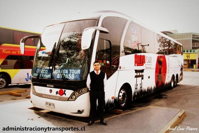 Jacobo Salinas & Moraga Tour
