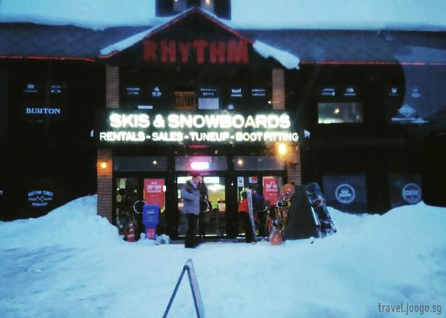 Niseko Ski Rental - travel.joogo.sg