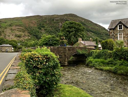 Beddgelert Bridge, Snowdonia