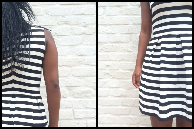 striped teenage dress (collage1)
