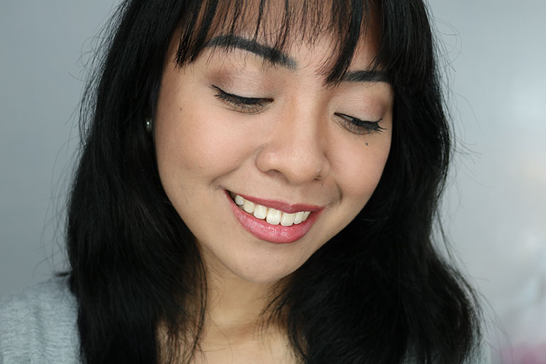 3 Maybelline The Blushed Nudes Review - Maybelline Lip Flush - Gen-zel.com (c)