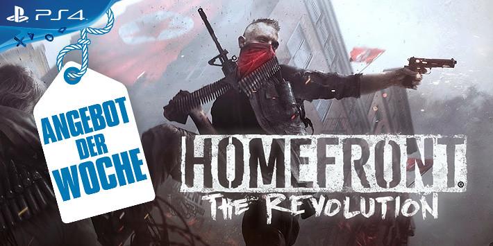 Angebot der Woche - Homefront Revolution
