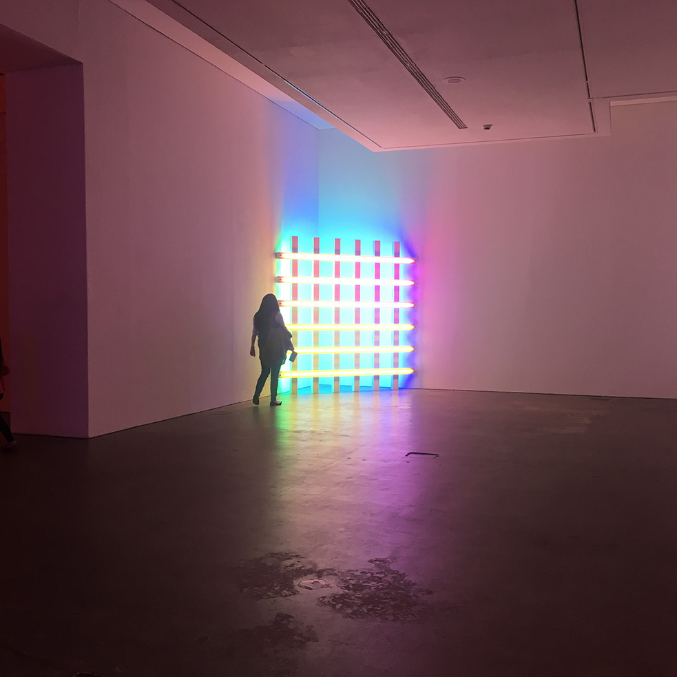 Dan Flavin Untitled (in honour of Harold Joachim)