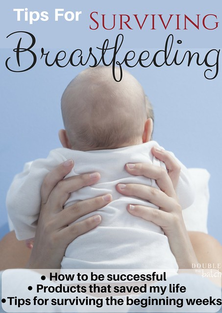 The ultimate list of breastfeeding tips. This is a great roundup of the best posts all about how to breastfeed, breastfeeding essentials, and tips for breastfeeding!