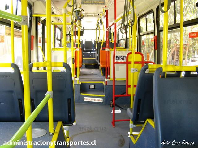 Transantiago - Buses Vule - Caio Mondego H / Mercedes Benz (BJFR95)