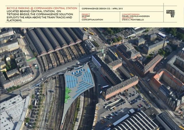 17096210371 1f67557498 z - 7550 New Bike Parking Spots at Copenhagen Central Station