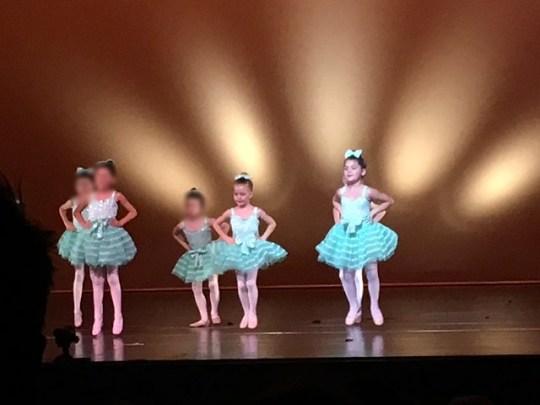 tiny dancers