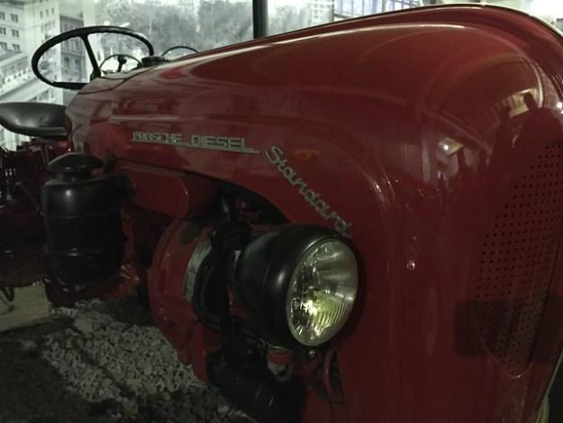 Трактор Porsche Diesel Standard (1950-1962)