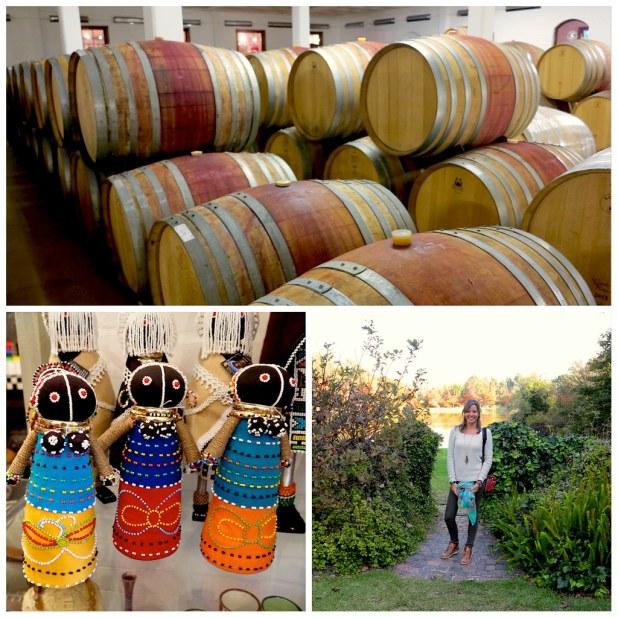 Ruta del vino Stellenbosch