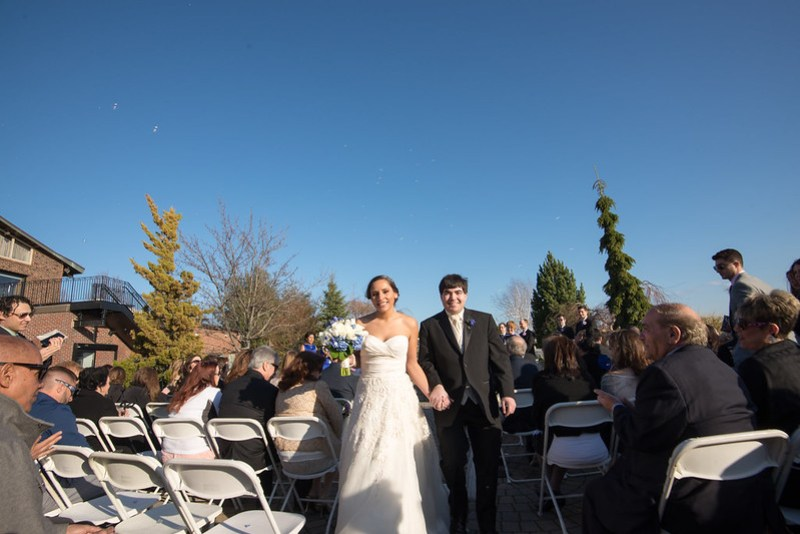"""Gift From The Sea Wedding Reading: """"Enchantment Under The Sea"""" Back To The Future Wedding"""
