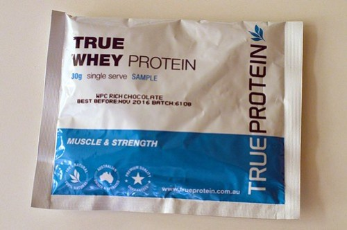 True Protein whey protein concentrate