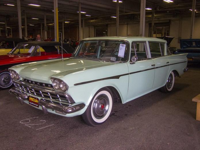 1960 Rambler Super