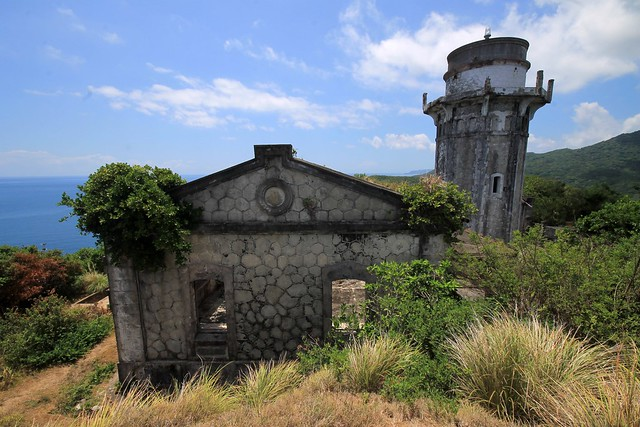 Cape Engaño Lighthouse, Palaui Island