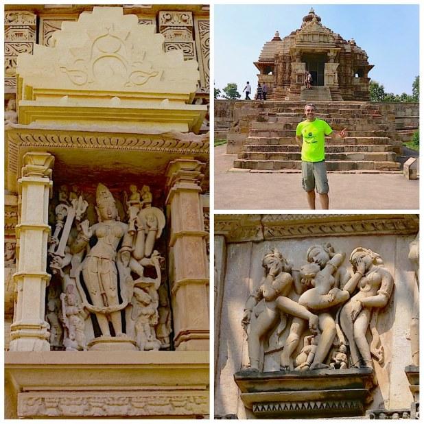 Khajuraho Templos