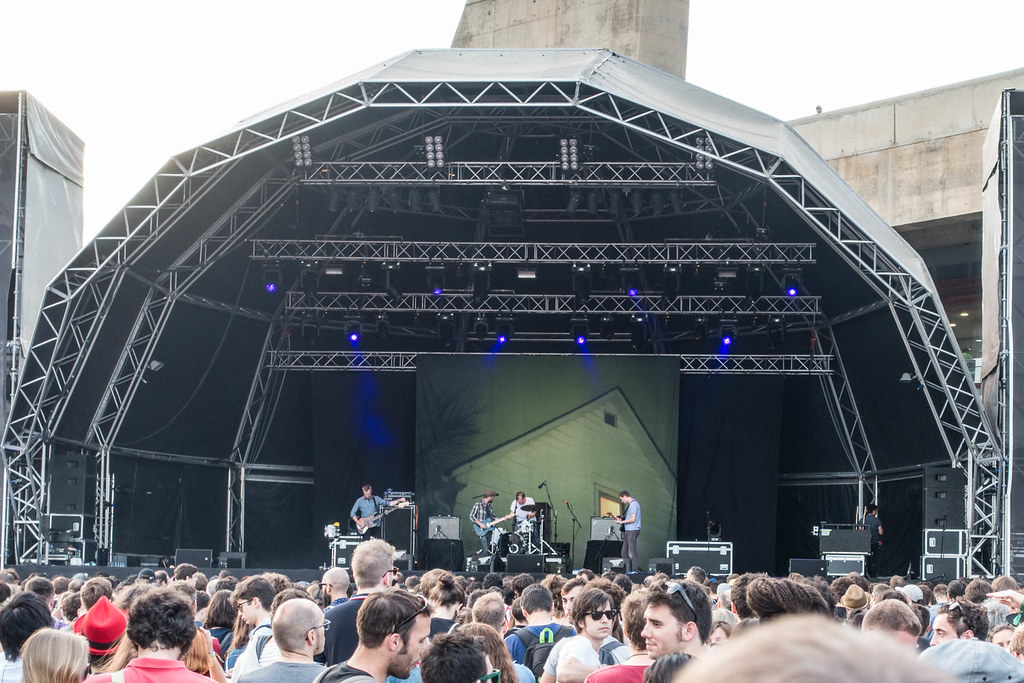 Primavera Sound 2015 - American Football
