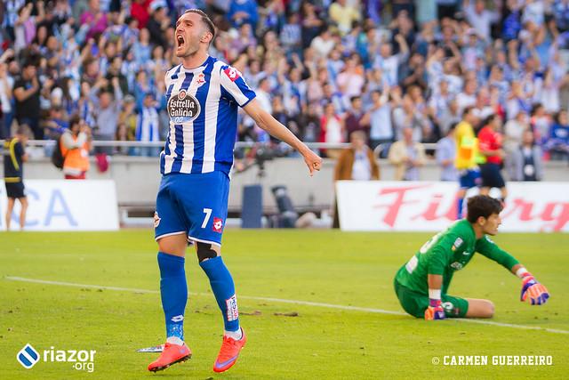 Jornada 37ª. R.C.Deportivo 2 - Levante 0