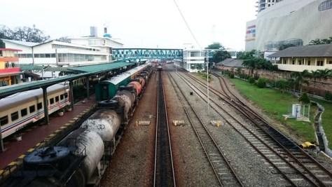 Medan City Station