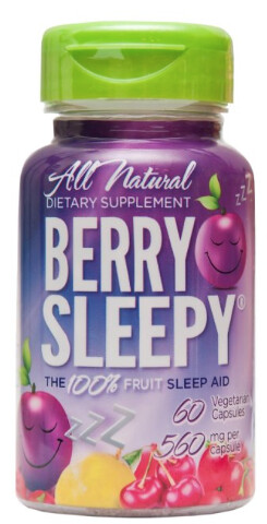 Berry Sleepy {Review Product}