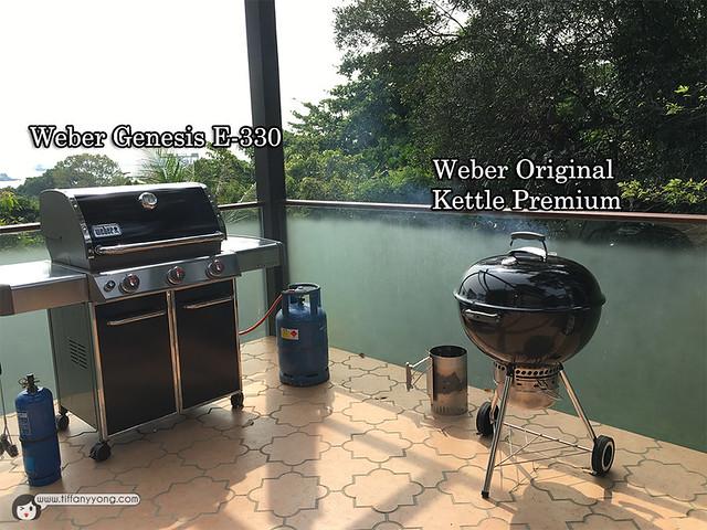 Weber Original Kettle Premium
