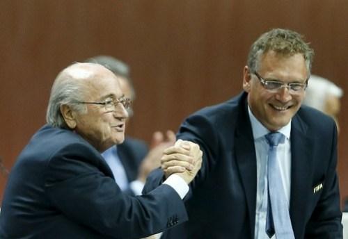 FIFA admite transferencia de 10 mdd, pero deslinda a Valcke